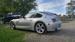 2007 BMW M Roadster & Coupe M sport Coupe (2 door)