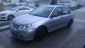 2005 Honda Civic, Lady Driven, One Owner