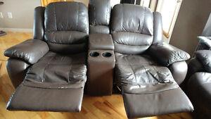 Divan/sofa inclinable