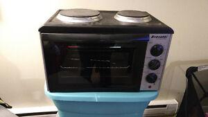 Bravetti Platinum Pro Convection Rotisserie Roaster Oven