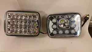 Brand new! LED sealed beam headlights 5×7 and 4×6