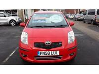 2008 TOYOTA YARIS 1.3 VVT i TR MMT Automatic From GBP5,495 + Retail Package