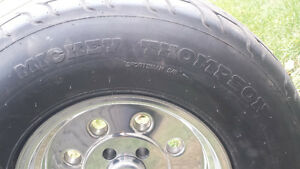 Weld Wheels and Mickey Thompson  tires