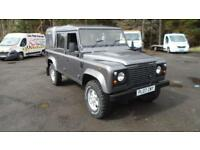 Land Rover 110 Defender 2.4TD|Ci Double Cab Pick Up