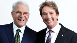 Steve Martin and Martin Short - Live August 2, 2018 Great seats!