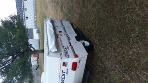 2004 Jayco Quest tent trailer