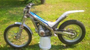 1999 BULTACO/SHERCO 250cc trials bike