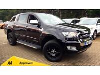 2018 Ford Ranger 3.2 TDCI Wildtrak Double Cab ( Manual Diesel 4x4