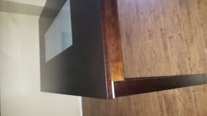 Modern Dining Table and 4 Chairs