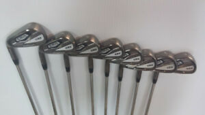 Adams Left  Hand Forged CB3 irons