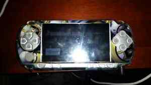 Psp 2001 with bruins skin willing to trade for laptop