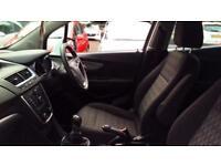 2015 Vauxhall Mokka 1.6 CDTi Exclusiv 5dr Manual Diesel Hatchback