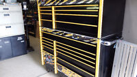 3 immaculate tool chests for sale