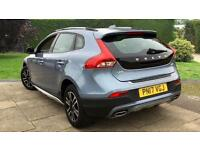 2017 Volvo V40 D3 (4 Cyl 150) Cross Country N Automatic Diesel Hatchback