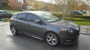 Awesome Ford Focus ST  Loaded with low Km and only summer driven
