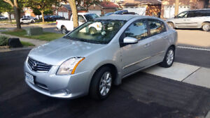 2012 Nissan Sentra 2.0L I-4 Engine Sedan