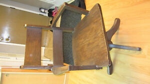 Collectible Antique Swivel Office Chair
