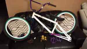BMX bike, will part out Prince George British Columbia image 9