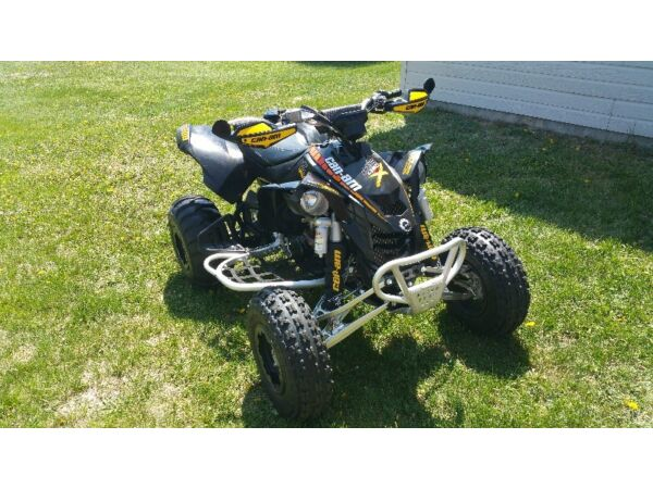 Used 2008 BRP Ds 450 x