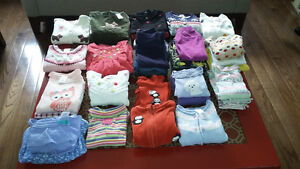 GYMBOREE clothing size 18-24Mos and 2T