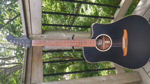2018 Fender Redondo Special electric/acoustic SOLD PPU