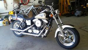 Harley Davidson Wide Glide 1998