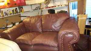 Couch love seat and chair combo  Stratford Kitchener Area image 2