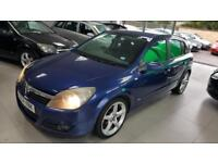 2004 Vauxhall Astra 1.7CDTi 16v SRi 9 Service Stamps TO 110k 2Keepers