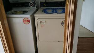 Machine à laver et sécheuse