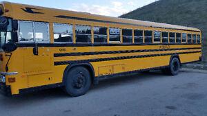 1994 School Bus 84 pass