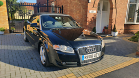 image for Audi A4 Cabriolet 1.8 turbo