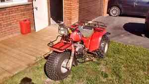 Honda Big Red ATC 83 200e Kawartha Lakes Peterborough Area image 2