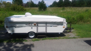2004 IMMACULATE TENT TRAILER