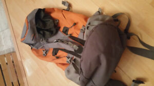 Hiking/camping back pack.