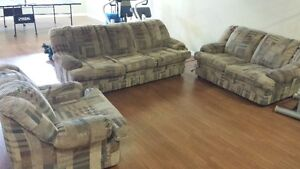 Couch ,Loveseat and chair set