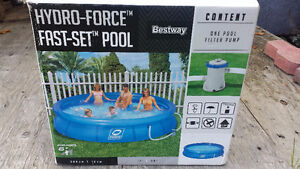 pool 12 feet by 30 inches