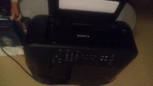Canon all in one wireless printer