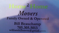 HOME 2 HOME MOVERS... SIMPLY THE BEST IN OWEN SOUND