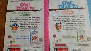 Beginners for the Owl Diaries (1,2)