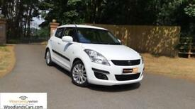 2011/61 Suzuki Swift 1.2 SZ3, Full Suzuki History, (Dealer+1 Keepers), Low Miles
