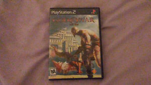God Of War 1 & 2 for Ps2