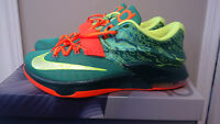 Nike KD 7 Basketball Sneakers Size 12