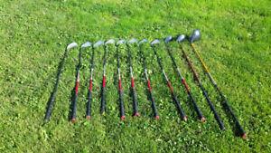 Bâtons de golf Wilson Staff