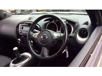 2014 Nissan Juke 1.5 dCi Acenta (Start Stop) Manual Diesel Hatchback