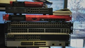 Network Switches and Firewalls