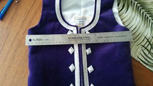 highland dance vest