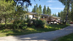 4 Bedroom, 2 Bath home on acreage for rent