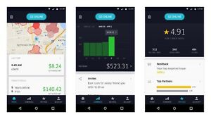$50-$100 Free Bonus for new Uber Drivers! Earn up to $40/h