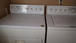KITCHEN-AID WASHER,DRYER