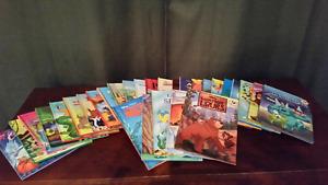 Collection de livres Disney